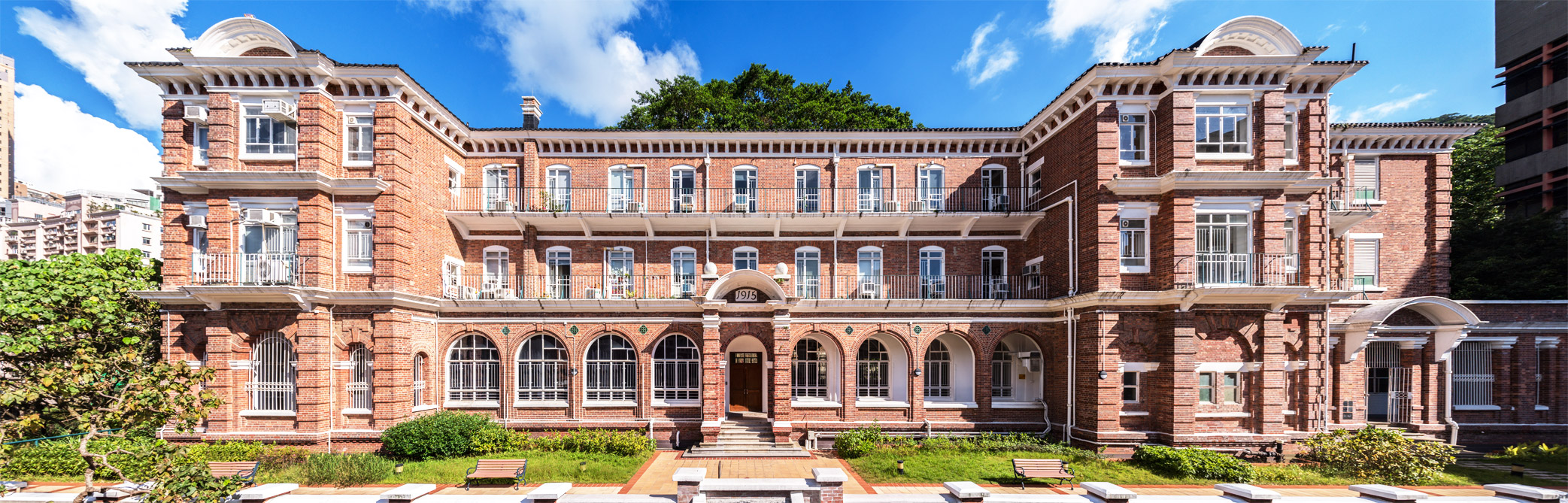 May Hall, The University of Hong Kong