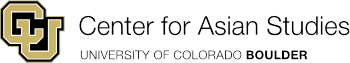 Center for Asian Studies (CAS), University of Colorado Boulder
