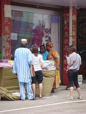 China-Africa Diasporas