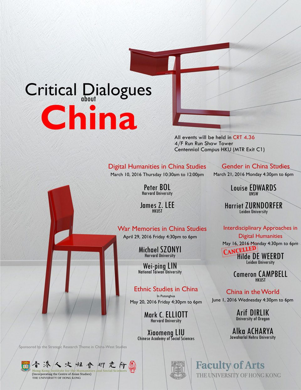 Critical Dialogues about China