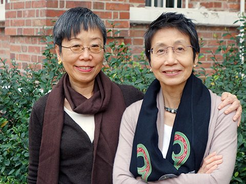 Professor Angela Ki Che Leung and Professor Helen F. Siu